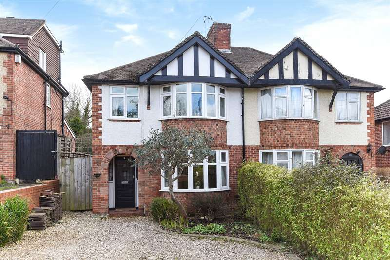 4 Bedrooms Semi Detached House for sale in Ennerdale Road, Reading, Berkshire, RG2