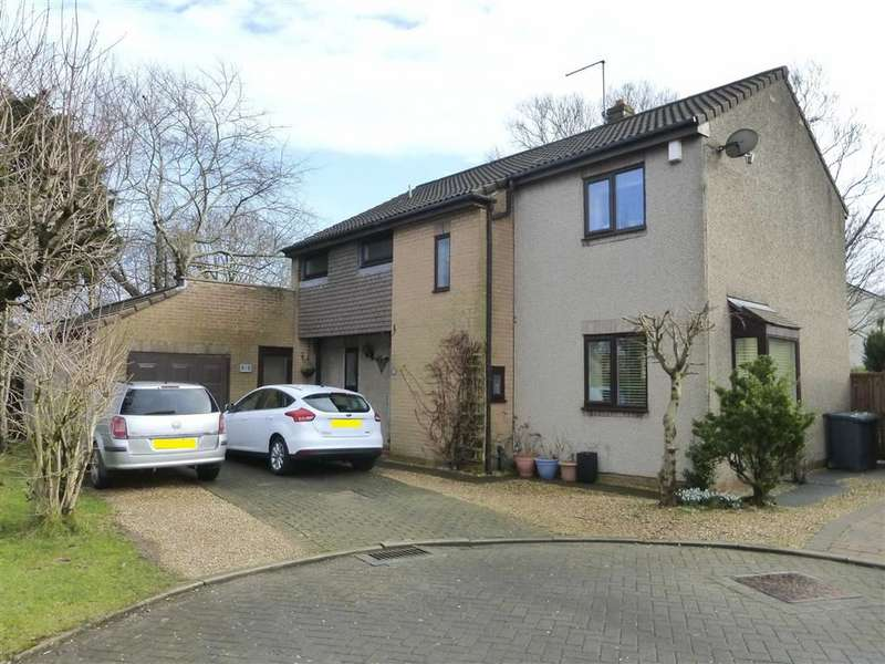 4 Bedrooms Detached House for sale in Winster Park, Lancaster, LA1