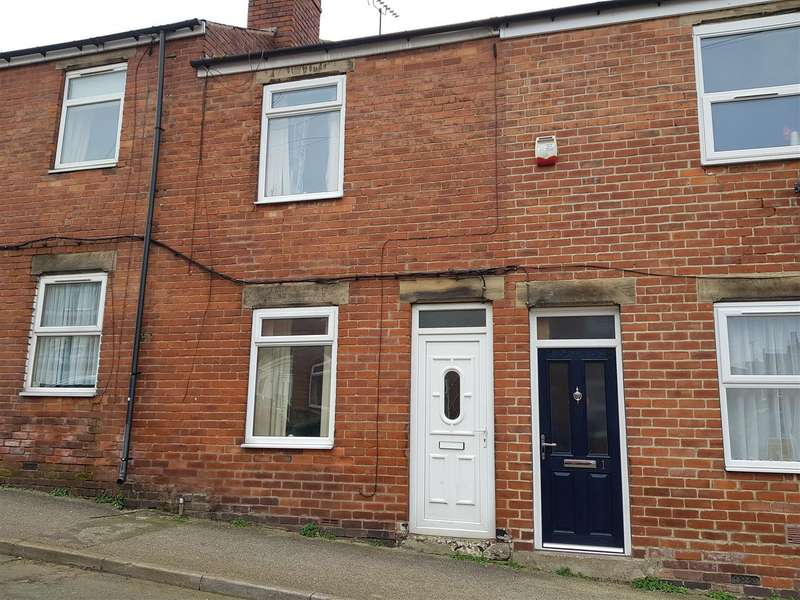 3 Bedrooms Terraced House for sale in Fenwick Street, Warsop, Mansfield