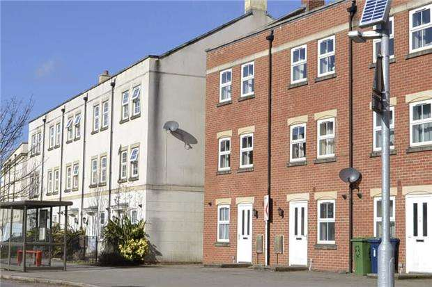 4 Bedrooms Town House for sale in Stearman Walk, Lobleys Drive, Brockworth, GLOUCESTER, GL3 4FL