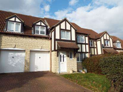 3 Bedrooms Terraced House for sale in Dewfalls Drive, Bradley Stoke, Bristol, South Gloucestershire