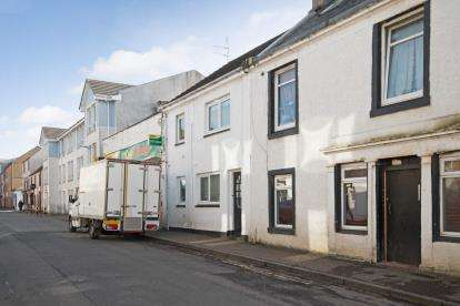 2 Bedrooms Flat for sale in Nelson St, Largs