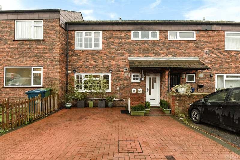 3 Bedrooms Terraced House for sale in Jubilee Close, Pinner, HA5