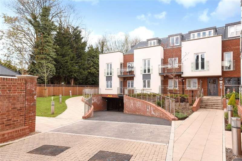 2 Bedrooms Apartment Flat for sale in Portman House, 150 Field End Road, Pinner, HA5