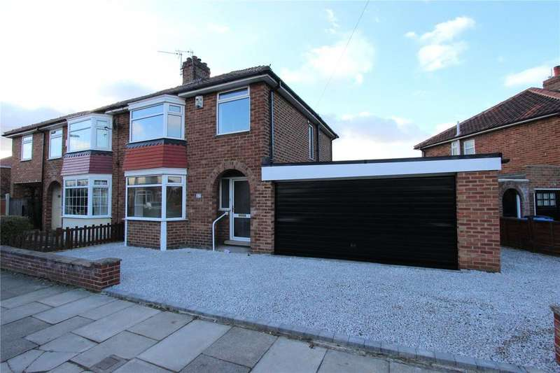 3 Bedrooms Semi Detached House for sale in Minsterley Drive, Acklam