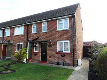 3 Bedrooms End Of Terrace House for sale in Dore Avenue, Lincoln, Lincolnshire, .