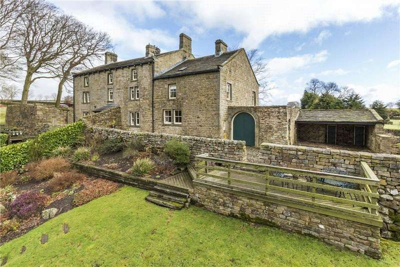 4 Bedrooms Unique Property for sale in High Apprentices, Hardisty Hill, Blubberhouses, Otley