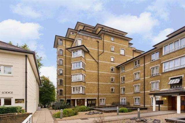 2 Bedrooms Flat for sale in Admiral Walk, Maida Vale, London