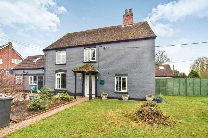 3 Bedrooms Semi Detached House for sale in Melford Road, Sudbury CO10 1JZ
