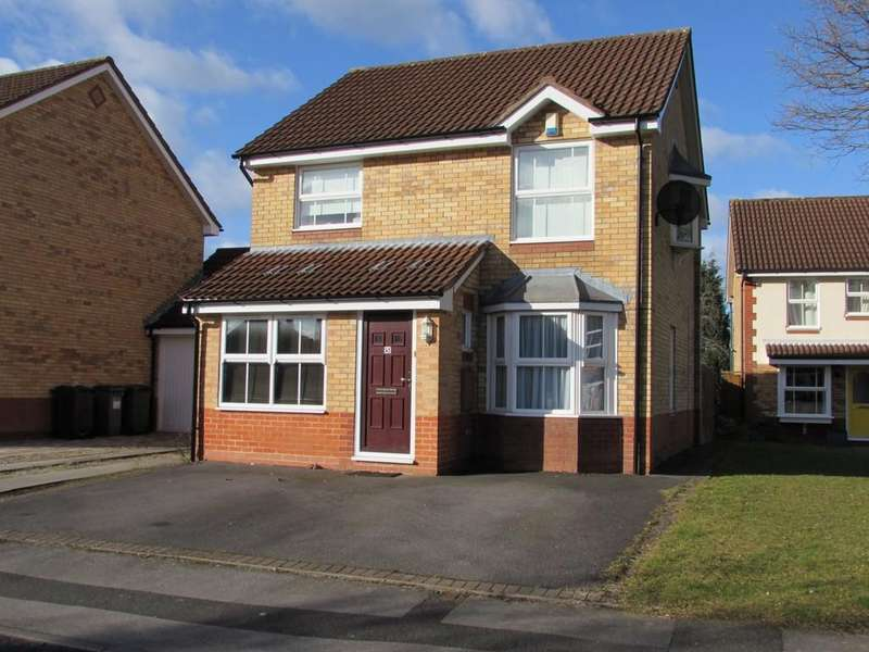 3 Bedrooms Detached House for sale in Witham Croft, Solihull