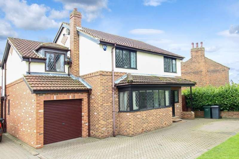 4 Bedrooms Detached House for sale in Orchard House, Main Street, Church Fenton, LS24 9RF