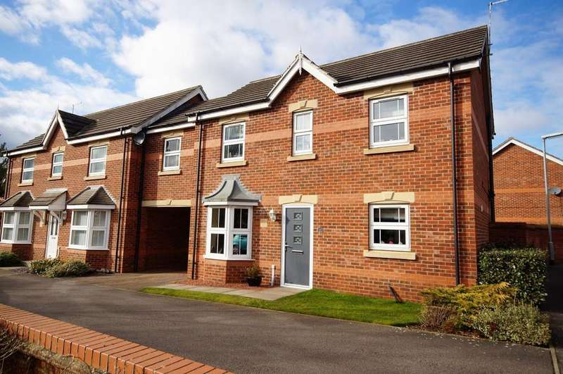 4 Bedrooms Detached House for sale in Padley Road, Lincoln