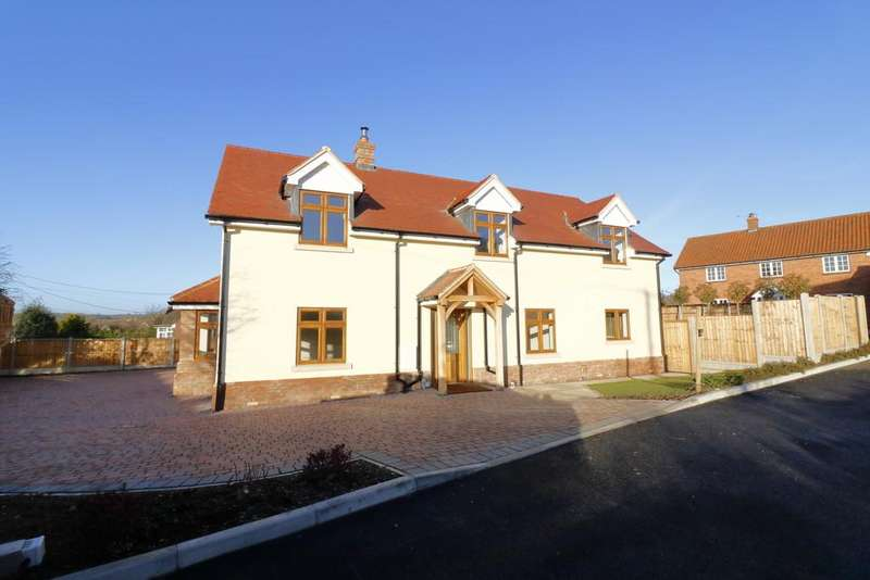 4 Bedrooms Detached House for sale in Rettendon Common, Chelmsford