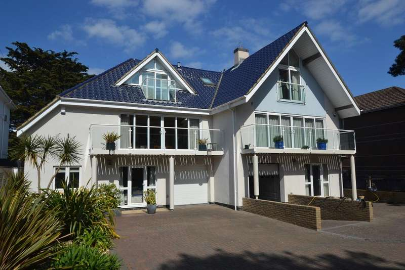 5 Bedrooms Semi Detached House for sale in Panorama Road, Sandbanks BH13