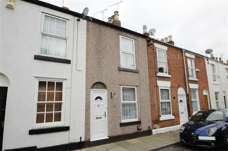 2 Bedrooms Terraced House for sale in Talbot Street, Newtown, Chester