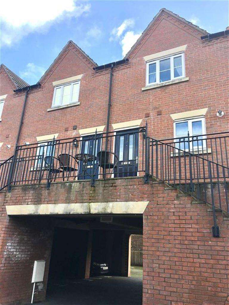 2 Bedrooms Terraced House for sale in Sutton Bridge, Shrewsbury