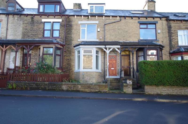 4 Bedrooms Terraced House for sale in LISTER AVENUE BRADFORD, WEST YORKSHIRE, BD4 7QS