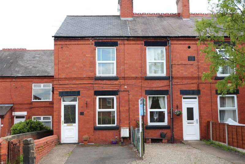 2 Bedrooms Terraced House for sale in Henblas Road, Rhostyllen, Wrexham, LL14