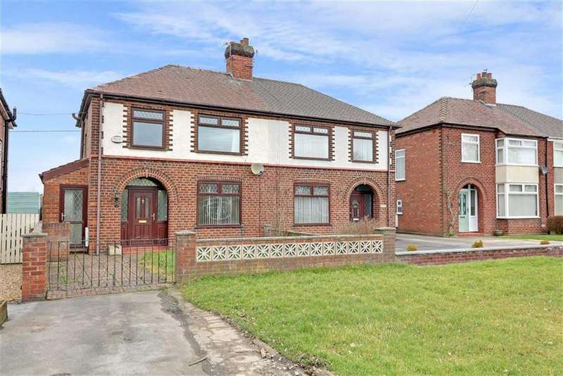 3 Bedrooms Semi Detached House for sale in Rilshaw Lane, Winsford, Cheshire