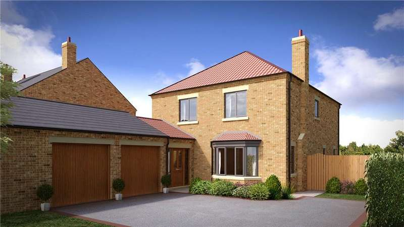 4 Bedrooms Detached House for sale in The Grove, Back Lane, Langthorpe, Boroughbridge, YO51