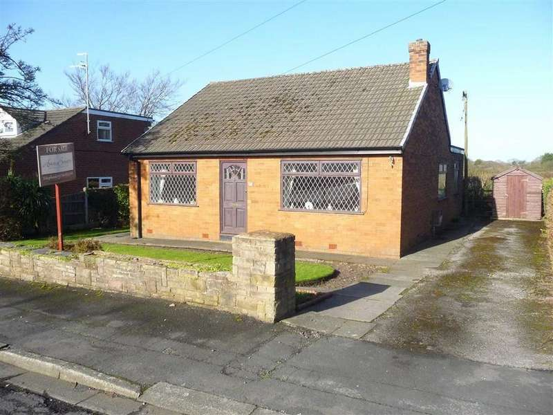 3 Bedrooms Detached Bungalow for sale in Beechfield, Hilldale, WN8