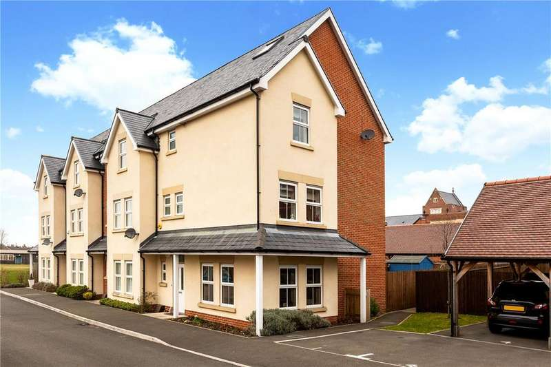 4 Bedrooms End Of Terrace House for sale in Cooper Place, Newbury, Berkshire, RG14