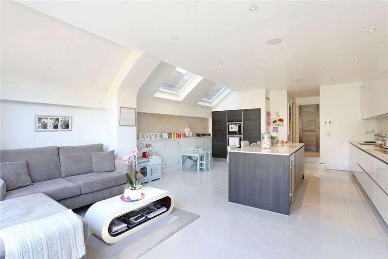 4 Bedrooms Terraced House for sale in Inglethorpe Street, London, SW6