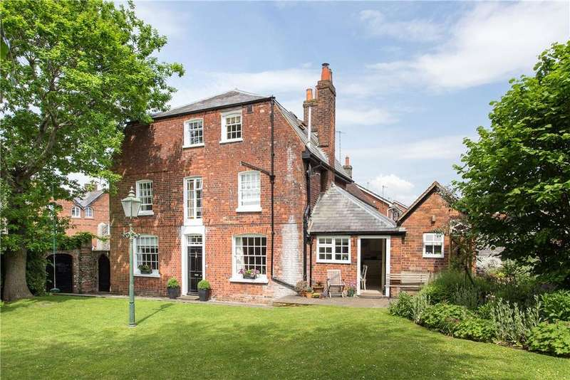 5 Bedrooms Semi Detached House for sale in London Road, Marlborough, Wiltshire, SN8