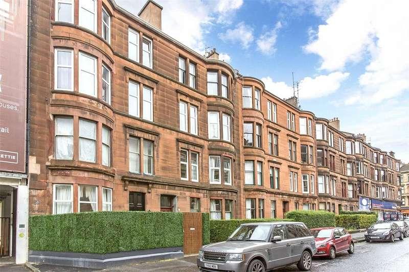 2 Bedrooms Flat for rent in Main Door, 18 Havelock Street, Dowanhill, Glasgow, G11