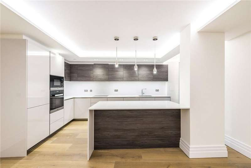 3 Bedrooms Apartment Flat for sale in Kensington Gardens Square, London, W2