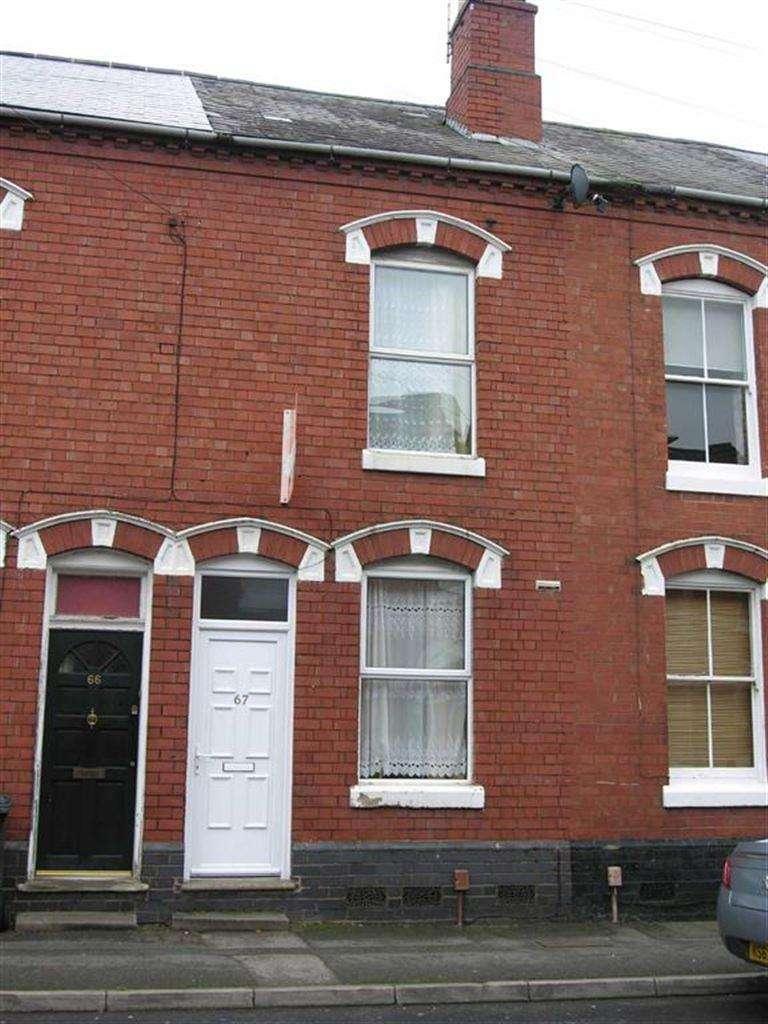 3 Bedrooms Terraced House for rent in Park Street, Kidderminster, Worcs