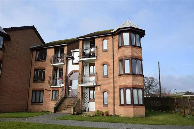 2 Bedrooms Flat for sale in Alexandra Court, Bridlington, East Yorkshire, YO15