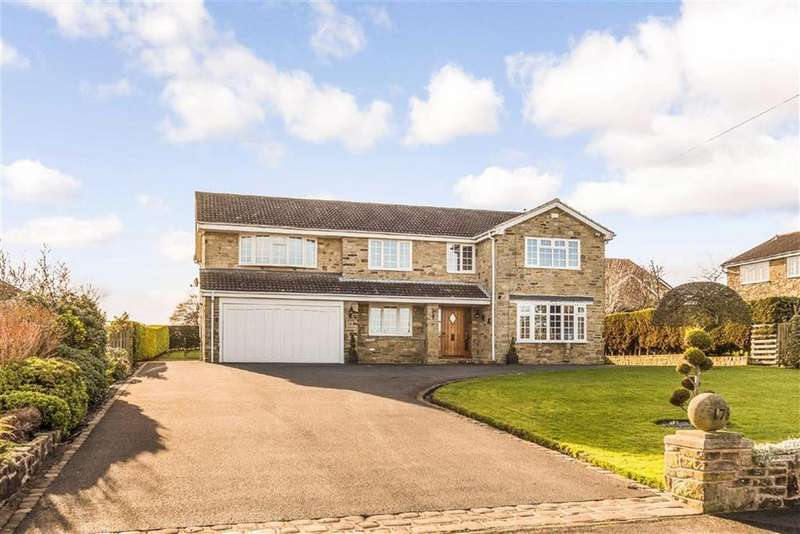4 Bedrooms Detached House for sale in Walton Park, Pannal, Harrogate, North Yorkshire