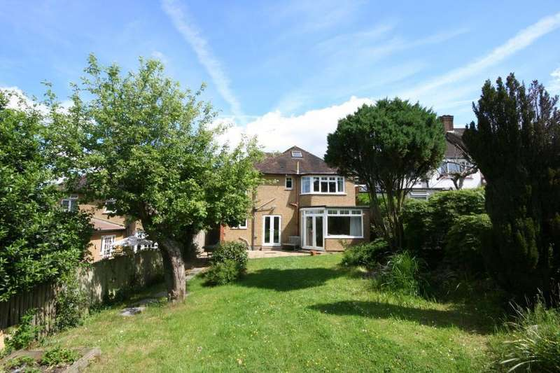 4 Bedrooms Detached House for sale in West Hill, Barn Hill Area HA9 9RR