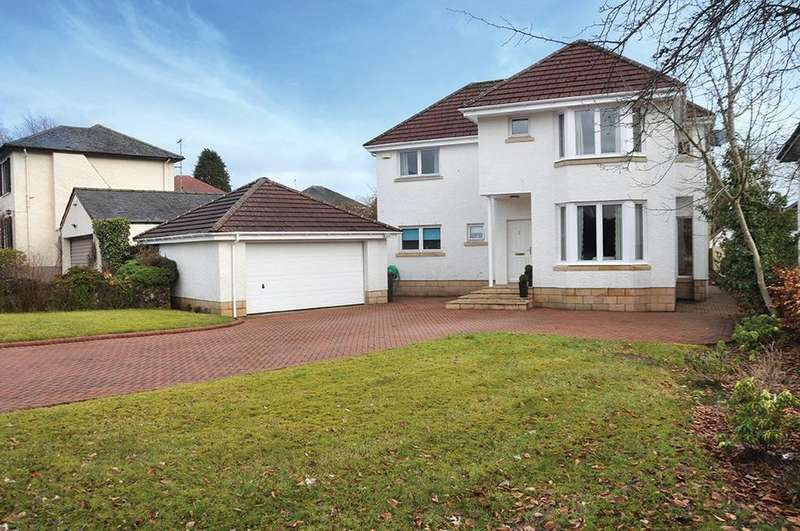 5 Bedrooms Detached Villa House for sale in Sunningdale Avenue, Newton Mearns, Glasgow, G77