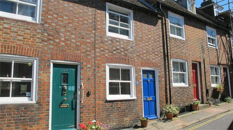 2 Bedrooms Terraced House for rent in Sun Street, LEWES, East Sussex