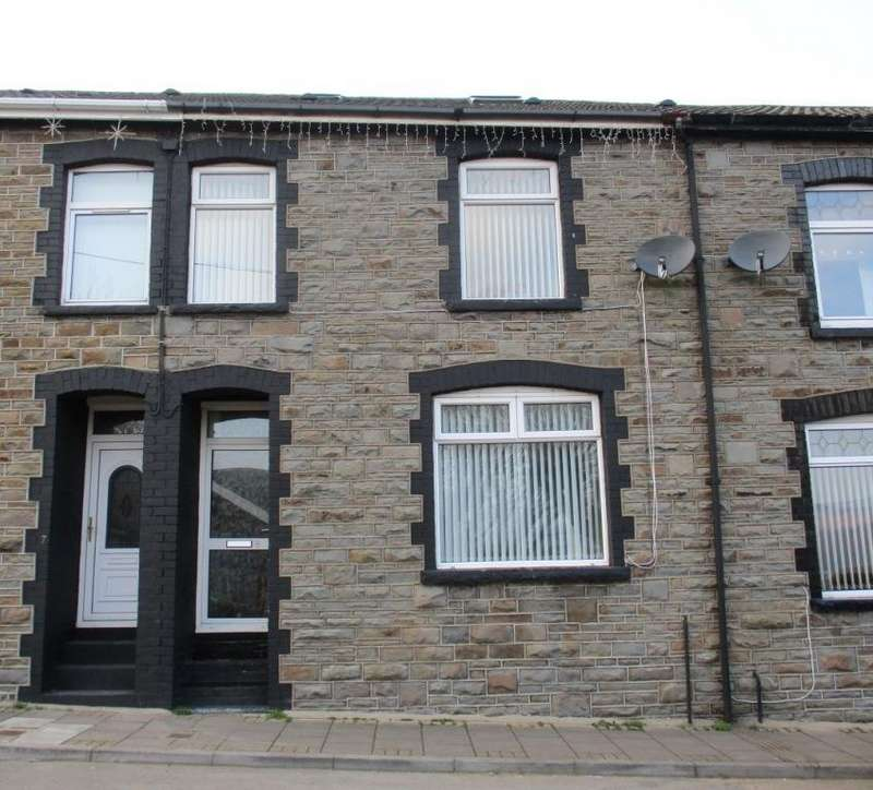 3 Bedrooms Terraced House for sale in Godreaman Street, Godreaman