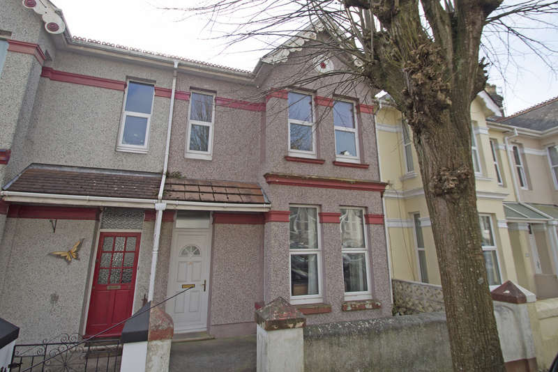 3 Bedrooms Terraced House for sale in St Judes, Plymouth