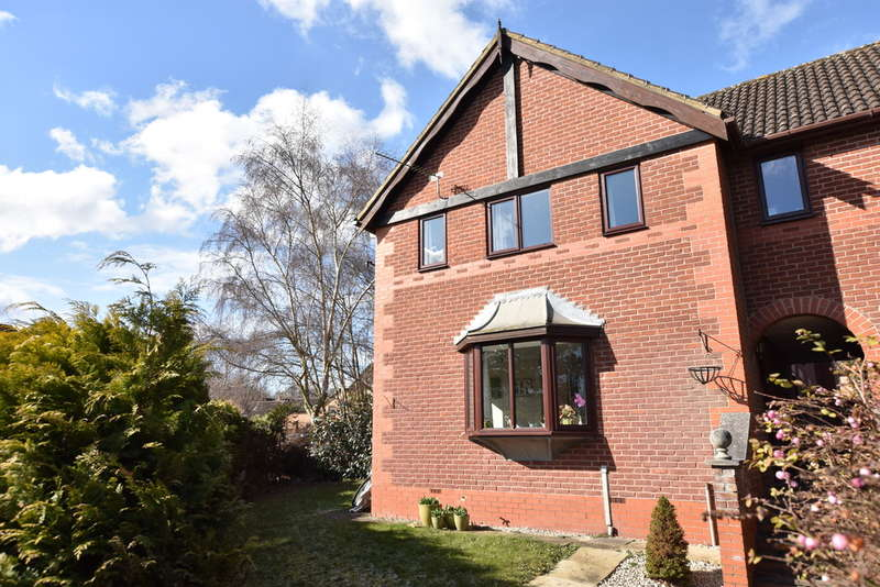 2 Bedrooms End Of Terrace House for sale in Cedar Wood Drive, Garston Watford