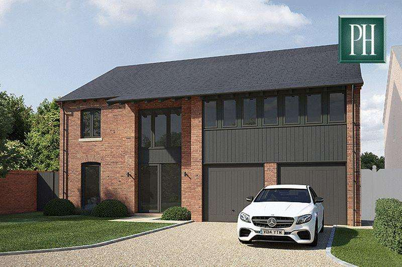 5 Bedrooms Detached House for sale in Nine stunning brand new detached houses in Henbury