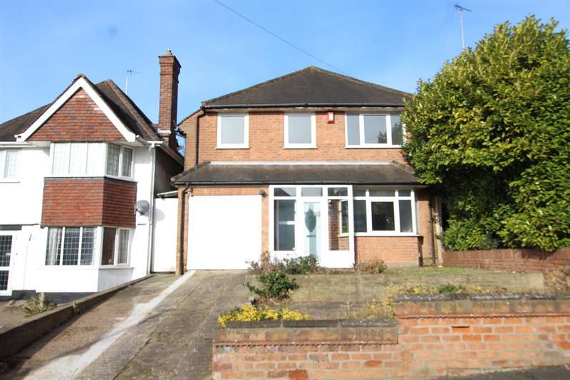 4 Bedrooms Detached House for sale in Fernwood Road, Sutton Coldfield, B73 5BG