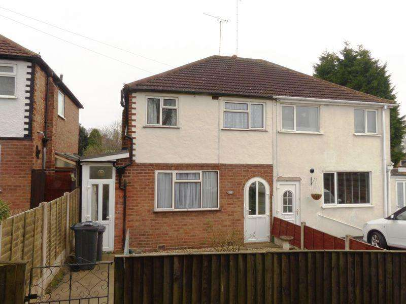 2 Bedrooms Semi Detached House for sale in Tresham Road, Birmingham