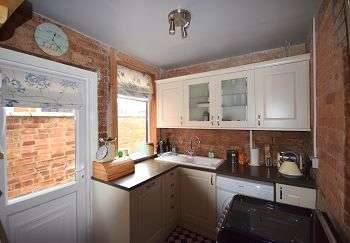 2 Bedrooms Terraced House for sale in Riddings Street, Derby, DE22 3UT