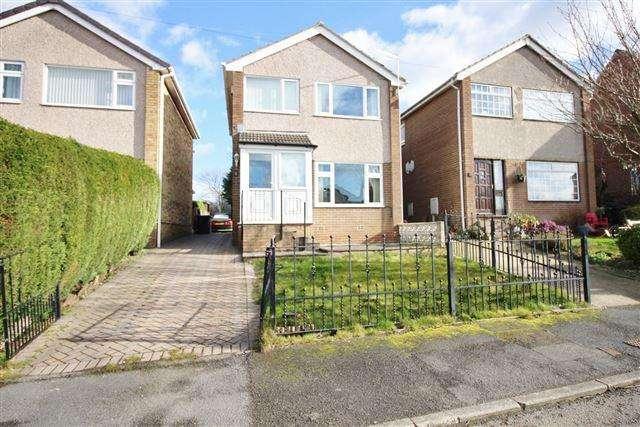 3 Bedrooms Detached House for sale in Birchlands Drive , Killamarsh, Sheffield, S21 1GL