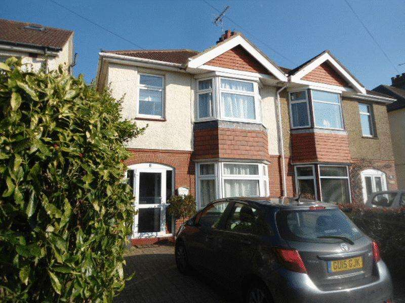 3 Bedrooms Semi Detached House for rent in St Andrews Road, Worthing