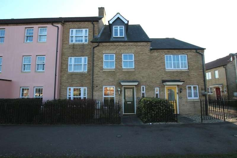 3 Bedrooms Terraced House for sale in Kings Avenue, Ely