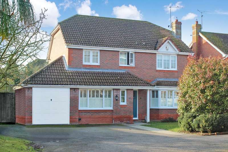 4 Bedrooms Detached House for sale in Ashington village