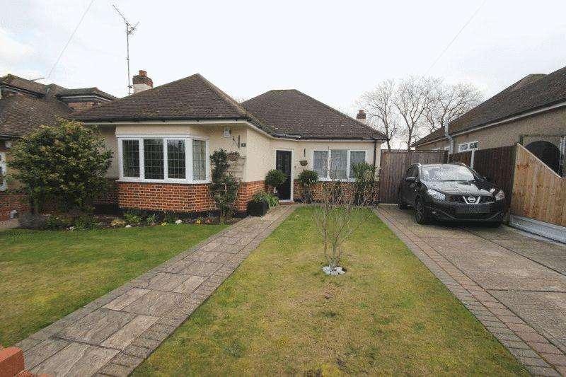 2 Bedrooms Bungalow for sale in Hazel Close, Benfleet