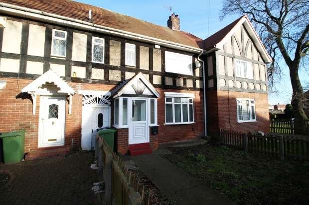 3 Bedrooms Terraced House for sale in Fordfield Road, Sunderland, Tyne And Wear, SR4 6UY