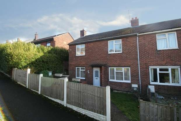 3 Bedrooms Semi Detached House for sale in Tanat Way, Wrexham, Clwyd, LL13 9LL